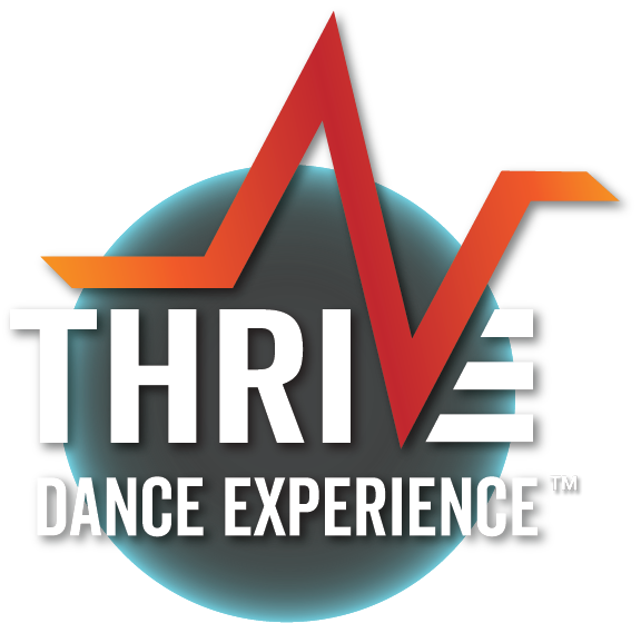 Thrive Dance - Footer Logo