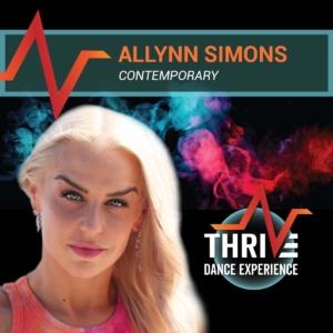 allynn simons thrive faculty